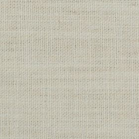 Carnac - Cream - A very light shade of grey-white covering fabric woven from a blend of linen, cotton and viscose