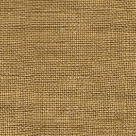 Visp - Gold - Linen fabric which looks as though it has been woven with many matt threads of gold