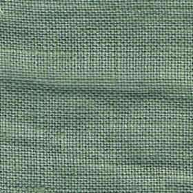 Visp - Juniper - Light teal green coloured fabric made from linen