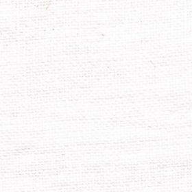 Visp - Colonial White - Bright white linen fabric with a tight weave