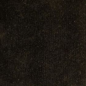 Syvota - 550 - Plain black fabric with a soft, velvety texture