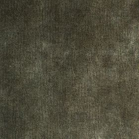 Syvota - 772 - Swatch of fabric with a velvety texture and mottled effect in dark green-grey