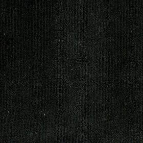 Syvota - 689 - Fabric which looks soft in texture and which has a solid deep black colour