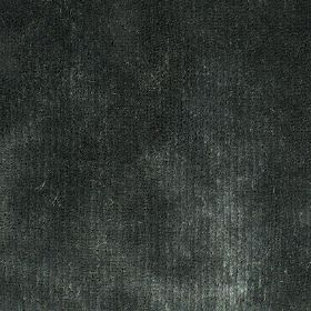 Syvota - 665 - Velvet effect dark grey fabric which looks slightly mottled