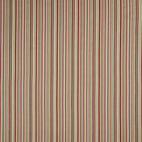 Hermes - Antique - Multicoloured striped fabric made up of repeated, very narrow lines, mainly in earthy red and beige tones
