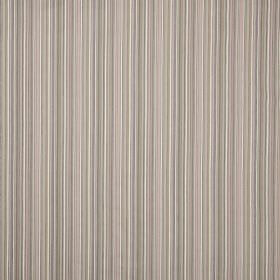 Hermes - Silver - Fabric made with a striped design featuring very narrow lines, mainly in grey and light pink shades