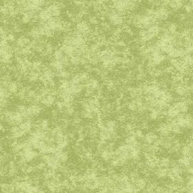 Florence Marble (Cotton) - 3 - Lime green coloured cotton fabric which has a mottled, patchy finish and appears to be printed in two differe