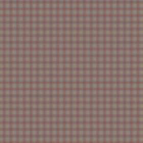 Fiorentina Check (Linen Union) - 3 - Fabric made from linen with a red, green and grey small tartan check effect pattern