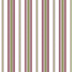 Morning Glory Stripe (Cotton) - 3 -