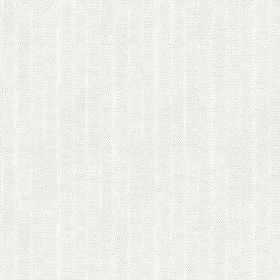 Plover (Cotton) - 8 - White and very pale grey striped cotton fabric