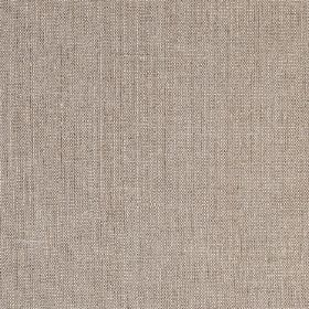 Plain Irish Linen - Plain Linen - 100% linen fabric which has been woven from threads in both grey and cream