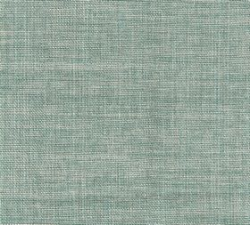 Plain Linen - Horizon - 100% linen fabric made in a very pale shade of duck egg blue-grey