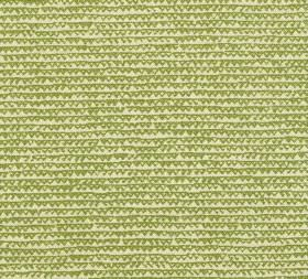 Cotton - Frome - Fabric made from green and pale yellow coloured 100% cotton with a repeated pattern of uneven lines and triangles