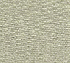 Figured - Linen - Very subtle pale grey dot-like designs patterning 100% linen fabric the colour of barley