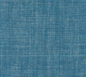 Plain Linen - Sacre Bleu - 100% linen fabric in bright blue with a few paler threads running through it in both directions