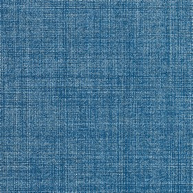 Cotton - Fermoie Plain - Plain cobalt blue coloured fabric made entirely from cotton