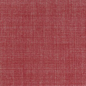 Cotton - Fermoie Plain - L-006 - Bright strawberry coloured 100% cotton fabric