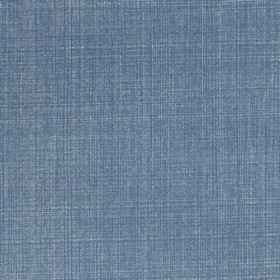 Cotton - Fermoie Plain - White and light blue coloured threads woven together to create a fabric made entirely from cotton
