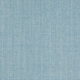 Cotton - Fermoie Plain - Fabric made from 100% cotton in baby blue, featuring some white threads running horizontally and vertically through