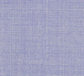 Cotton - Fermoie Plain - L-103 - White threads woven horizontally and vertically through vivid lilac coloured 100% cotton fabric