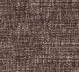 Cotton - Fermoie Plain - Woven threads in dark and mid-brown creating fabric made from 100% cotton