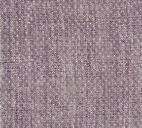 Figured - Linen - Lavendar coloured fabric made from 100% linen behind a subtle pattern of rows of miniscule very pale coloured dots