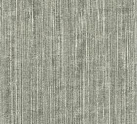 Cotton - Fermoie Plain - L-179 - 100% cotton fabric which has been streaked vertically from threads in light grey and white