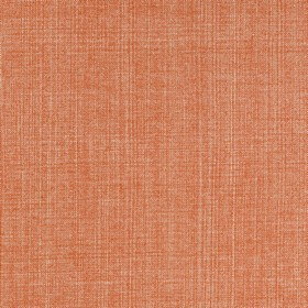Cotton - Fermoie Plain - 100% cotton fabric in pumpkin orange, featuring a few lighter honey coloured threads