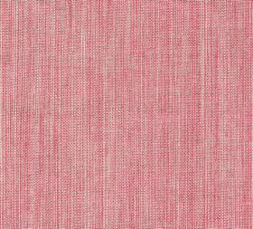 Plain Linen - Colonel - Fabric made entirely from linen in a blend of pale grey and a very bright but light shade of pink