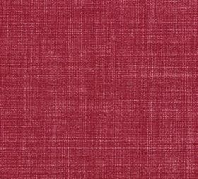 Cotton - Fermoie Plain - Cherry coloured 100% cotton fabric featuring a few lighter coloured threads running horizontally and vertically