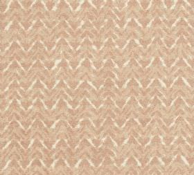 Cotton - Barmillion - Subtly patterned 100% cotton fabric featuring various shades such as pale pink, cream and light beige