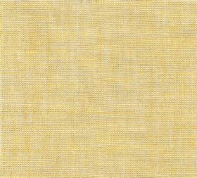 Plain Linen - Old Guilding - 100% linen fabric woven using light yellow and pale grey coloured threads