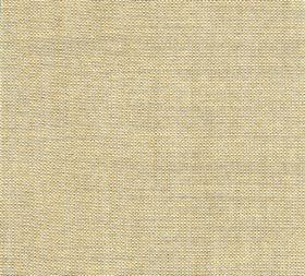 Figured - Linen - Very pale yellow coloured 100% linen fabric made with a slight pale grey tinge