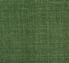 Cotton - Fermoie Plain - L-069 - Plain emerald green coloured 100% cotton fabric made with a few threads in a slightly lighter shade of gree