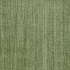 Cotton - Fermoie Plain - Plain apple green coloured fabric made from 100% cotton with a few pale coloured threads running vertically down it