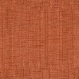 Aspen - Tuscany - Fabric which is hard wearing, in a dark shade of orange