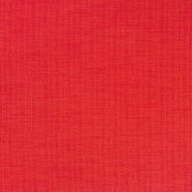 Aspen - Poppy - Hard wearing fabric in a very bright red colour