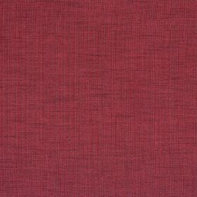 Aspen - Raspberry - Hard wearing fabric in a plain deep red-purple colour