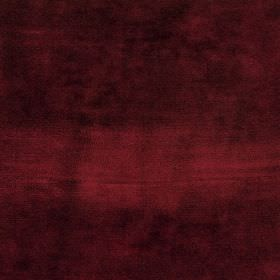 Arboretum - Poppy - Slightly mottled, textured fabric made from viscose, cotton and polyester in a deep burgundy colour