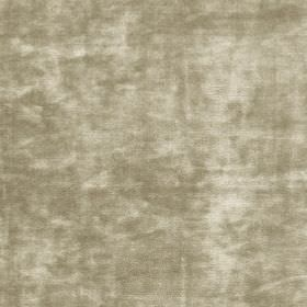 Arboretum - Taupe - Viscose, cotton and polyester blend fabric which is slightly mottled due to its texture, made in a light grey-green