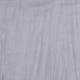 Breeze - Iris - Light lilac-grey coloured fabric made with a mixed linen and polyester content