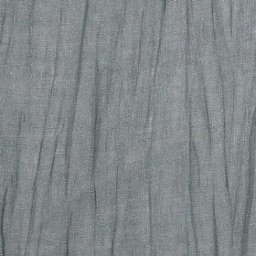 Breeze - Shadow - Contemporary blue-grey coloured linen and polyester blend fabric
