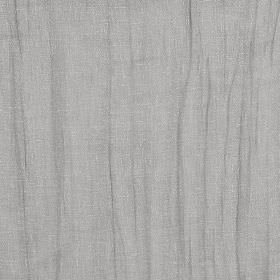 Breeze - Silver - Linen and polyester blend fabric made in a versatile, cloudy shade of grey