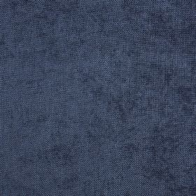 Carnaby - Blue Capri - Deep, indulgent navy blue coloured fabric made from 100% polyester
