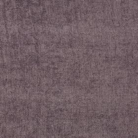 Carnaby - Fossil - Dark, dusky purple coloured 100% polyester fabric finished with a subtle grey tinge