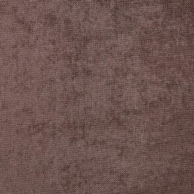 Carnaby - Bark - Plain fabric made in a blend of dark brown and grey colours, with a 100% polyester content