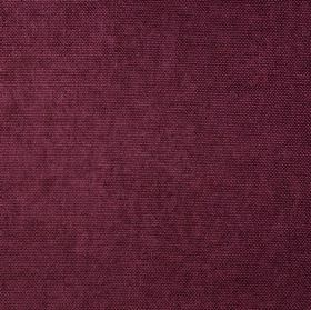 Carnaby - Plum - Dark, indulgent grape coloured 100% polyester fabric