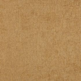 Carnaby - Mustard - Fabric made from 100% polyester in a warm, sandy brown colour