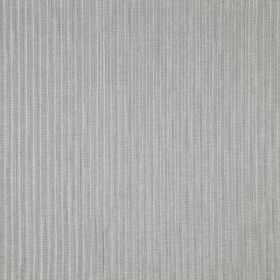 Background - Flint - Very thin lines running down light grey coloured 100% polyester fabric