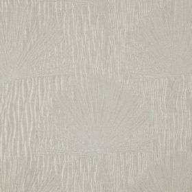 Illuminate - Whisper - Ash grey coloured 100% polyester fabric featuring a very subtle starburst pattern